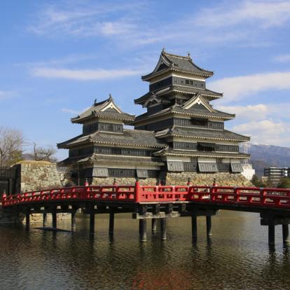 Voyage au Japon - Repos Luxueux au Japon