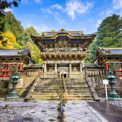 Voyage au Japon : Repos Luxueux au Japon