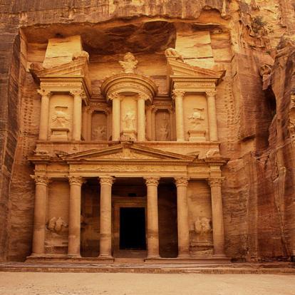 Circuit en Jordanie : Escapade à Petra et au Wadi Rum