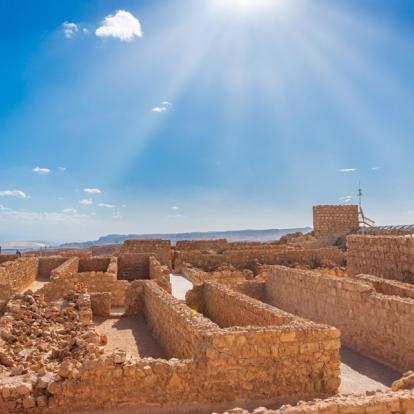 Voyage en Jordanie : Le Meilleur d'Israël et de la Jordanie