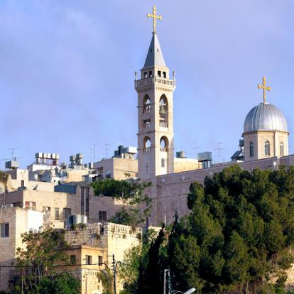 Circuit en Jordanie : Royaume Hachémite et Terre Sainte