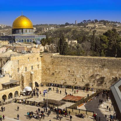 Voyage en Jordanie : Royaume Hachémite et Terre Sainte