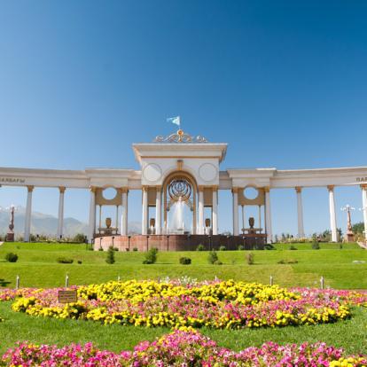 Voyage au Kazakhstan: Au Pays des Pommes