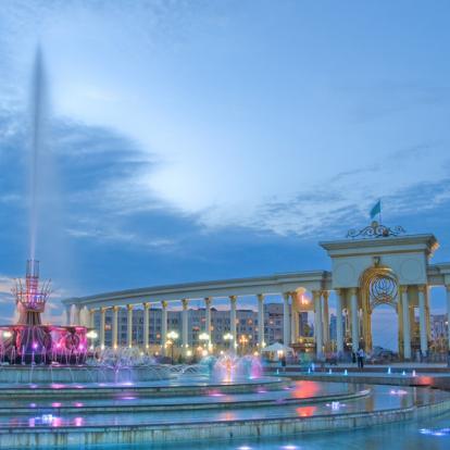 Circuit au Kazakhstan: Entre Tradition et Modernité