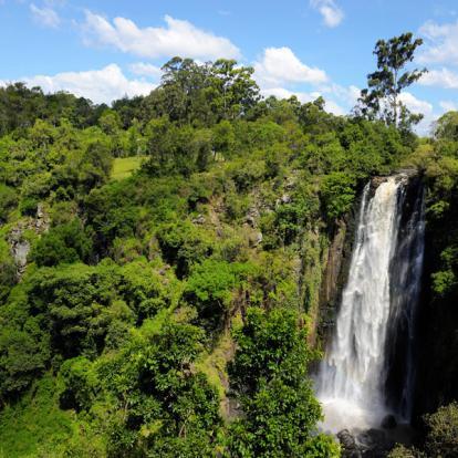 Circuit au Kenya : La Vallée du Rift, Menengai,Aberdares et Masai Mara