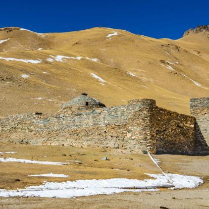 Circuit au Kirghizistan : Le Rêve Nomade