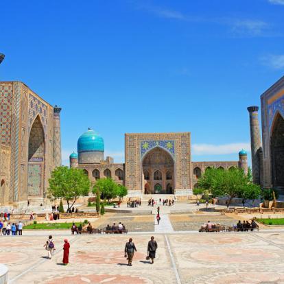 Voyage au Turkménistan : Sur les Traces des Caravanes