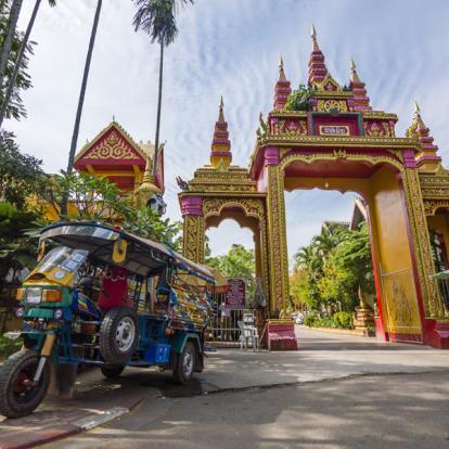 circuit au Laos : Au Fil du Mékong