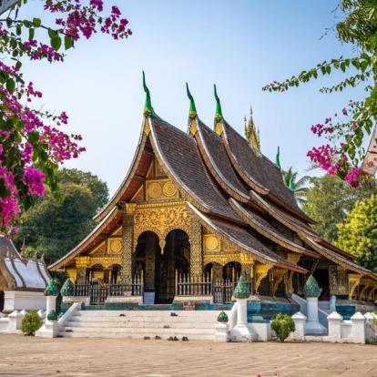 Voyage au Laos : Autour de Luang Prabang