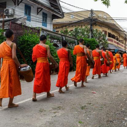 Circuit au Laos : Autour de Luang Prabang