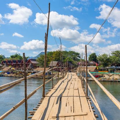 Circuit au Laos : Charmes du laos et de la Thailande