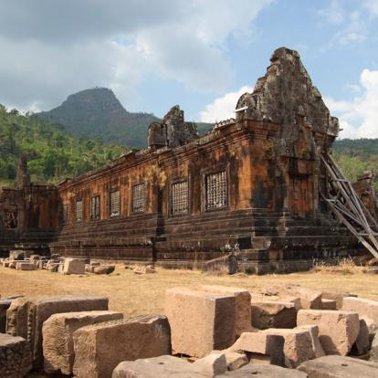 Circuit au Laos : Le Sud Autrement