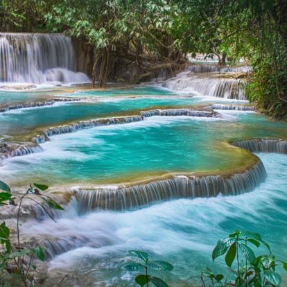 Circuit sur mesure au Laos : Merveilles Cachées du laos