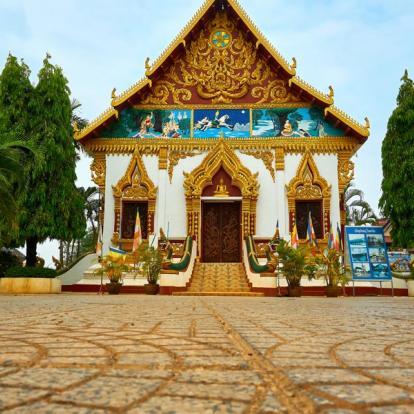 Circuit au Laos : Merveilles Cachées du laos