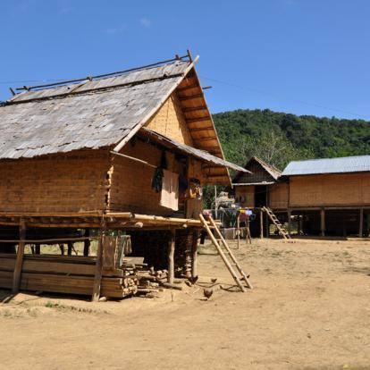 Voyage au Laos : Randonnée à Muang Ngoi