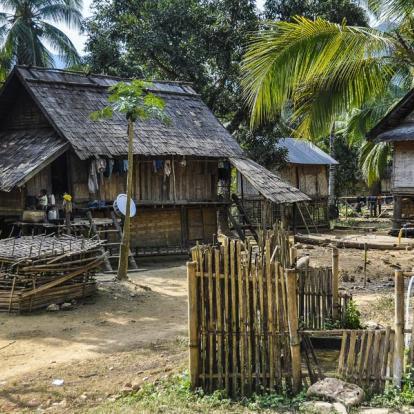 Trek au Laos : Randonnée à Muang Ngoi