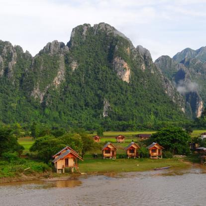 Voyage au Laos : Vientiane, la boucle par le Nord
