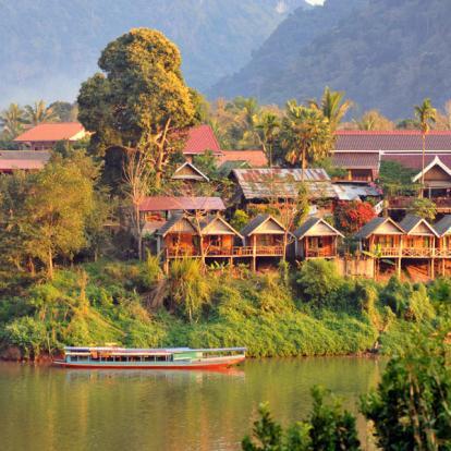 Circuit au Laos : Vientiane, la boucle par le Nord