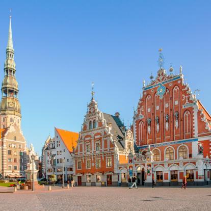Circuit Pays Baltes : Autotour en toute liberté