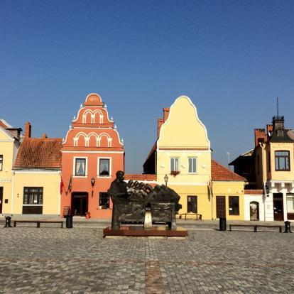 Circuit Pays Baltes : Découverte de la Lituanie
