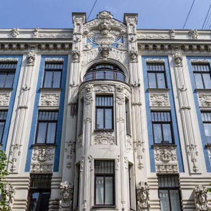 Circuit Pays Baltes : Découvertes des Villes Baltes - Tallinn,Riga, Vilnius...
