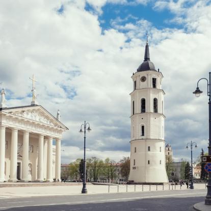Voyage Pays Baltes : Découvertes des Villes Baltes - Tallinn,Riga, Vilnius...