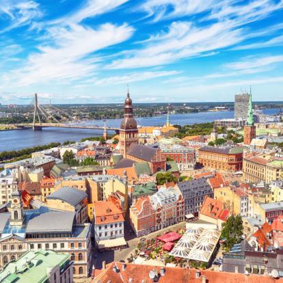 Voyage Pays Baltes : La Côte d'Ambre