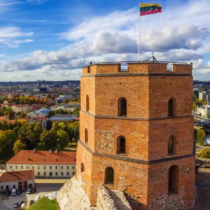 Voyage Pays Baltes : Jérusalem de Lituanie, patrimoine multiculturel
