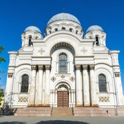 Circuit Pays Baltes : Jérusalem de Lituanie, patrimoine multiculturel