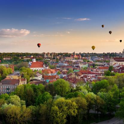 Circuit Pays Baltes : Les Parcs de Lituanie