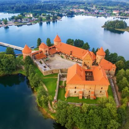 Voyage Pays Baltes : Les Parcs de Lituanie