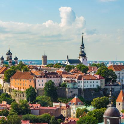 Voyage Pays Baltes : Patrimoine Architectural des Pays Baltes