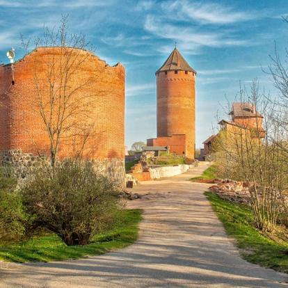 Circuit Pays Baltes : Sur les Traces des Barons Baltes