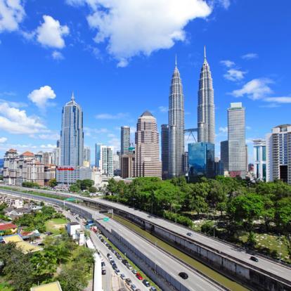 Voyage en Malaisie : Découverte Malaisie & iles de Perhentian