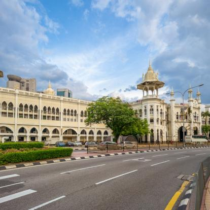 Circuit en Malaisie : Découverte Malaisie & iles de Perhentian