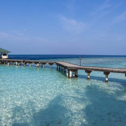 Séjour aux Maldives: Duo Magique aux Maldives