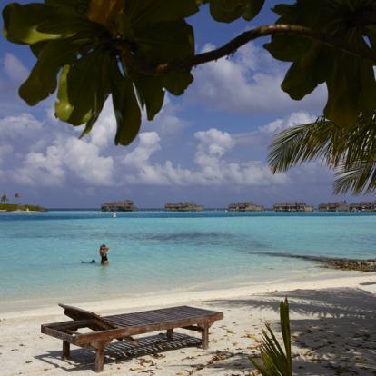 Voyage aux Maldives: Paradise Island Resort and Spa