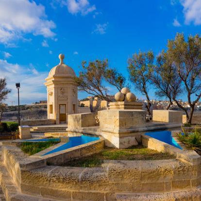 Circuit à Malte : Charme et Volupté à Malte