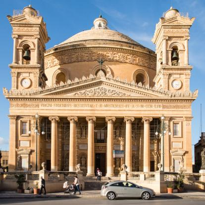 Circuit à Malte : Entre Culture et Liberté