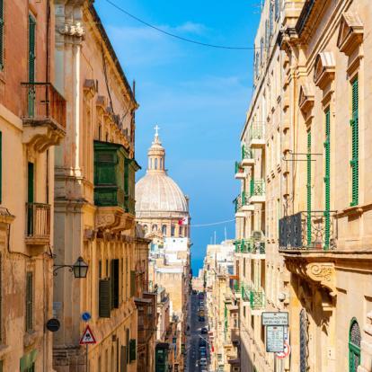 Séjour à Malte : Escapade Maltaise