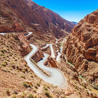 Circuit au Maroc : Circuit Sud Sahara