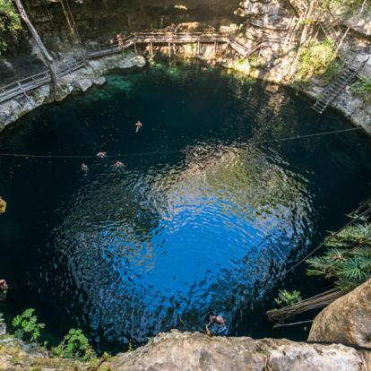 Voyage au Mexique : Cenotes et Villages Mayas