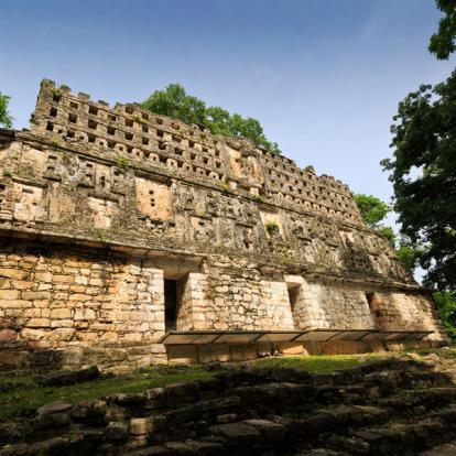 Voyage au Mexique - Chiapas, Archéologie et Selva Lacandona