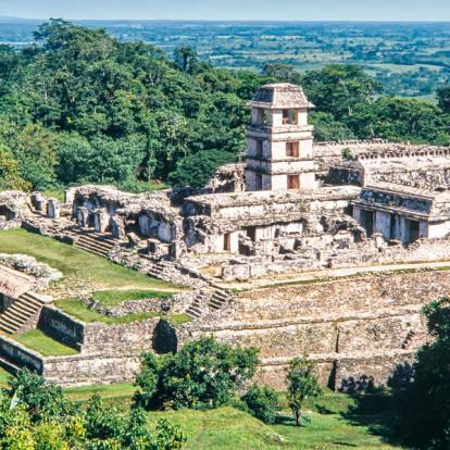 Circuit au Mexique - Chiapas, Archéologie et Selva Lacandona