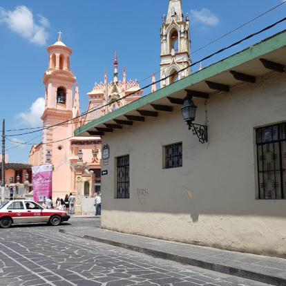 Voyage au Mexique - Hacienda, Café et Tajin