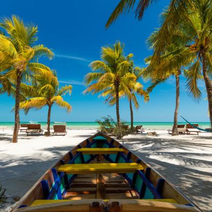 Circuit au Mexique - Holbox, Yucatan et Caraïbes