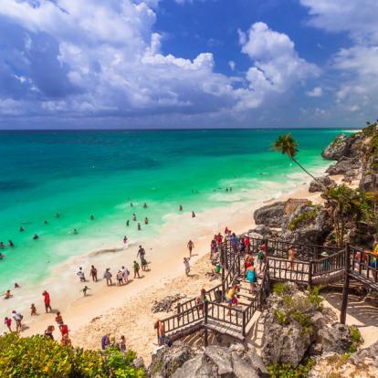 Voyage au Mexique : Holbox, Yucatan et Caraïbes