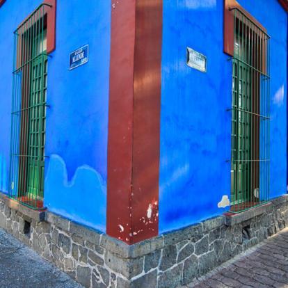 Voyage au Mexique : Circuit Sur les traces de FRIDA KHALO