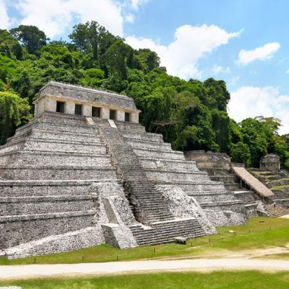 Circuit au Mexique : Yucatan - A l'Aventure