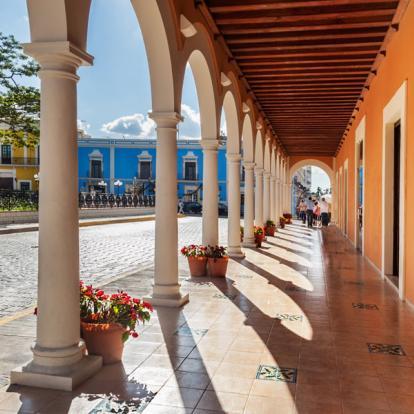 Circuit au Mexique - Péninsule du Yucatan, la grande boucle